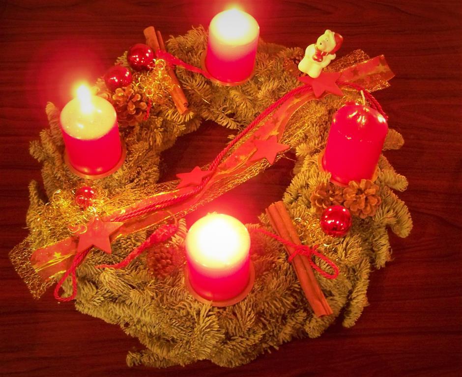 Der dritte Advent