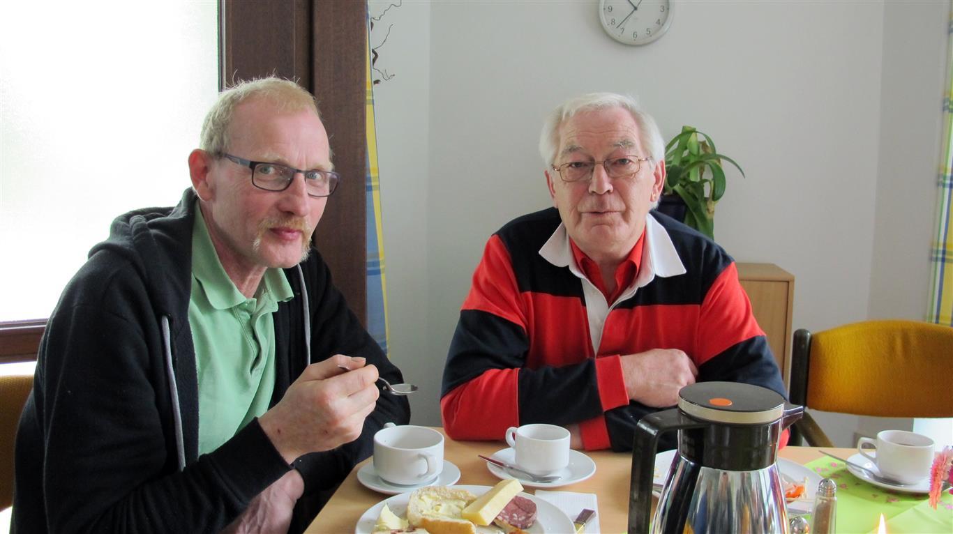 Gerd Langenhop, Friedel Garbers