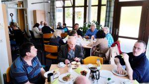 Mitarbeiter Frühstück 2016